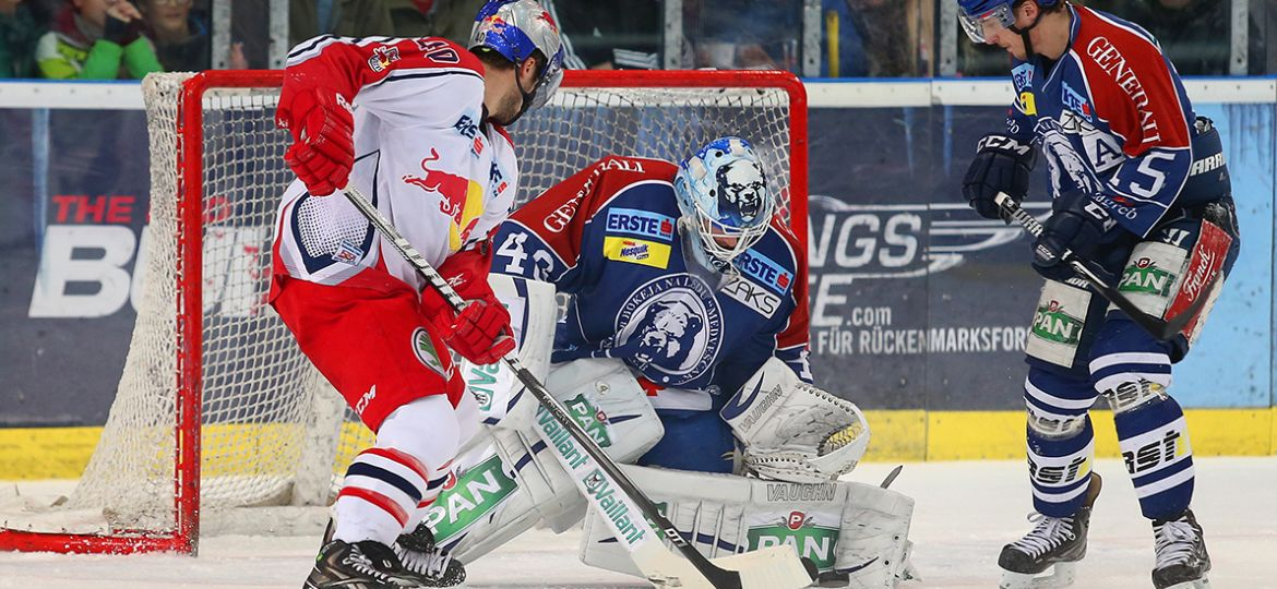 ICE HOCKEY - EC RBS vs Medvescak
