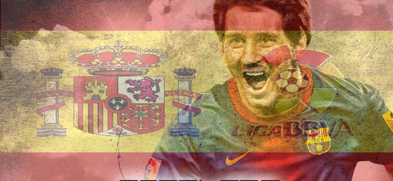 La Liga Messi BBVA