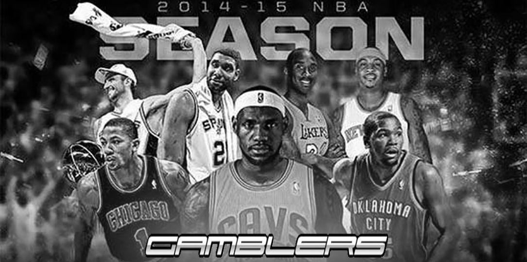 Gamblers NBA 2014-2015