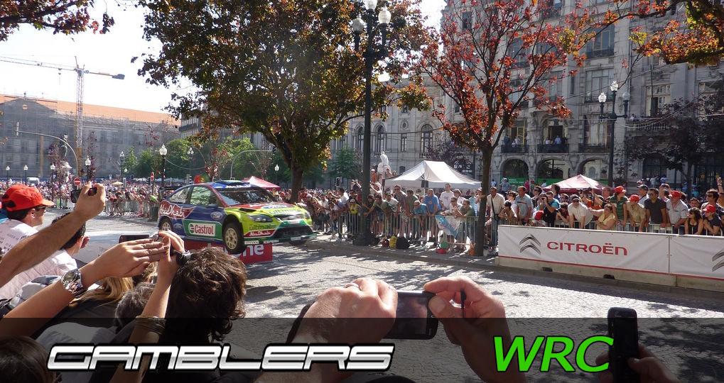 Gamblers WRC