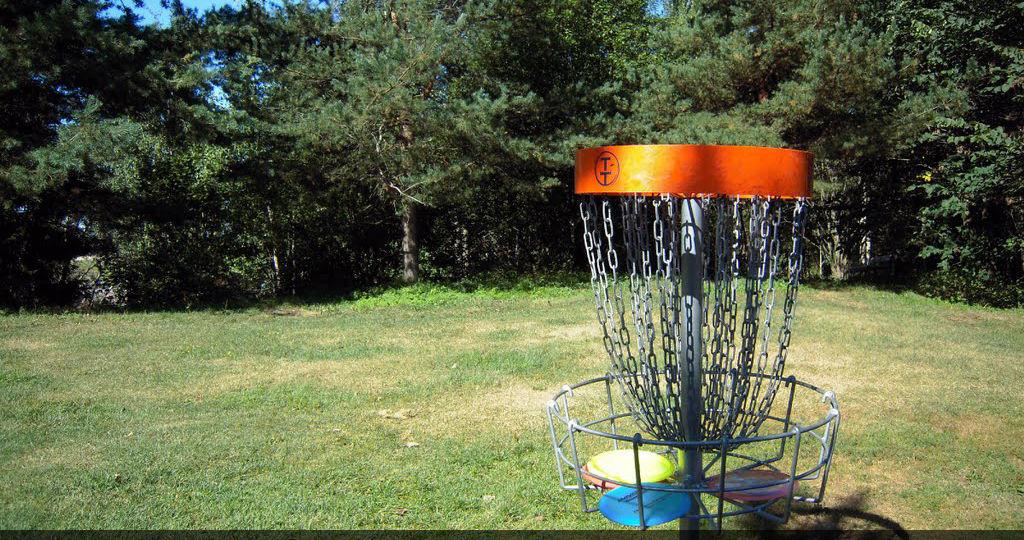 Gamblers frisbeegolf