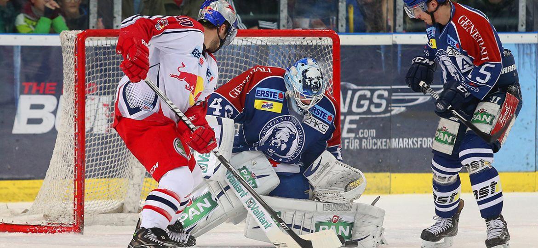 ICE HOCKEY - EC RBS vs Medvescak