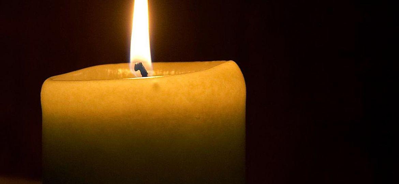 Kynttilä kuolema suru kuollut