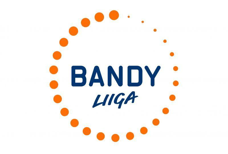 Bandyliigan logo bandy jääpalloliigan logo