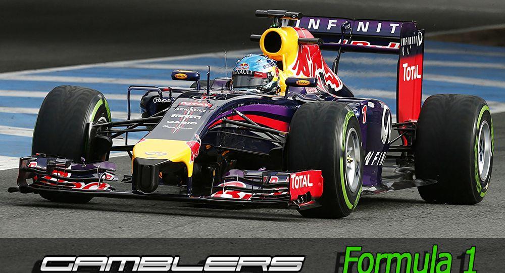 F1 G F1 Formula