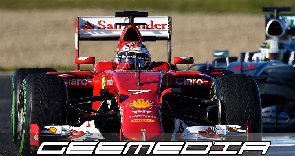 Kimi F1 Formulat Geeformulat