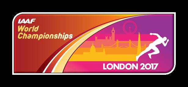 IAAF World Championships logo