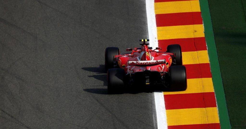 Kimi Räikkönen, Formula 1, F1