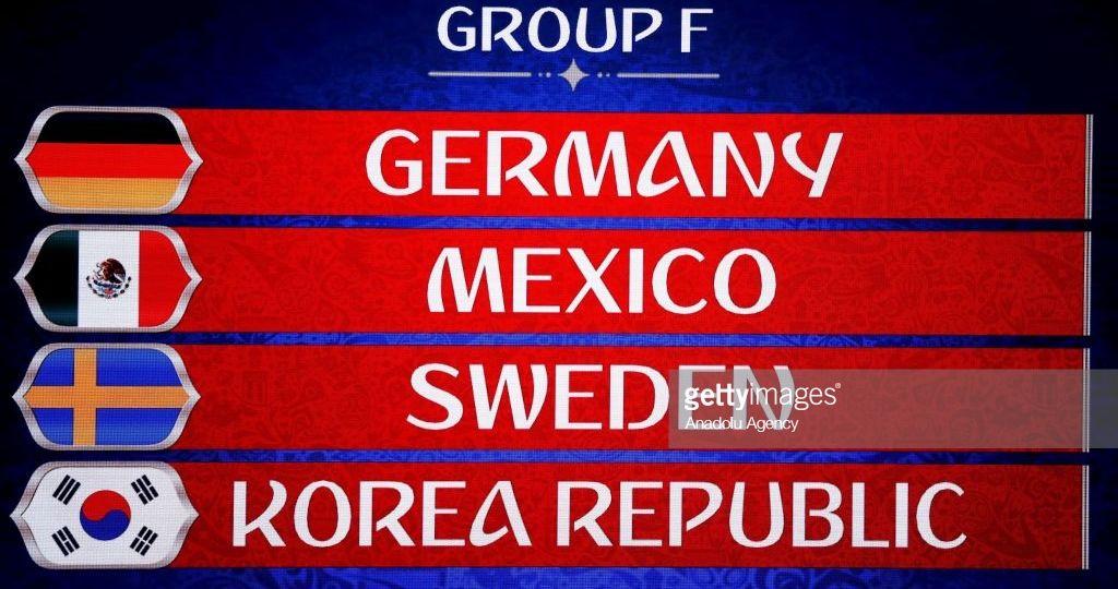 Jalkapallon MM-kilpailut lohko F