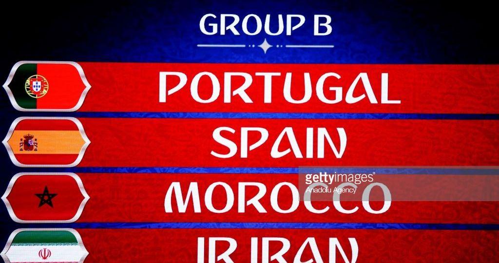 Jalkapallon MM-kilpailut lohko B