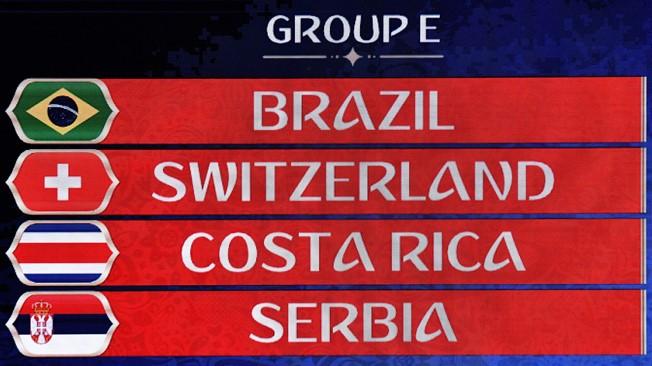 Jalkapallon MM-kilpailut lohko E