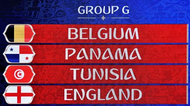 Jalkapallon MM-kilpailut lohko G