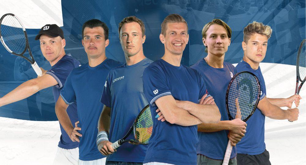 Tennis maajoukkue