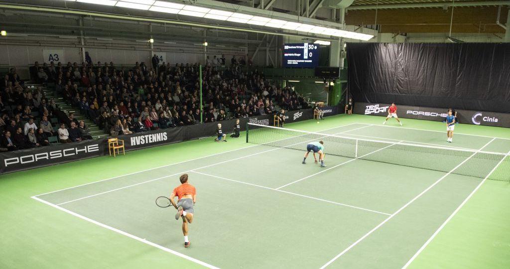 Tali Challenger Tennis