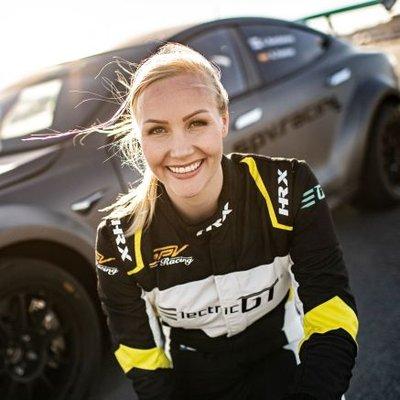 Emma Kimiläinen Formula W sarja