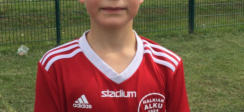 Junnufutis Fudis Helsinki Cup Eetu