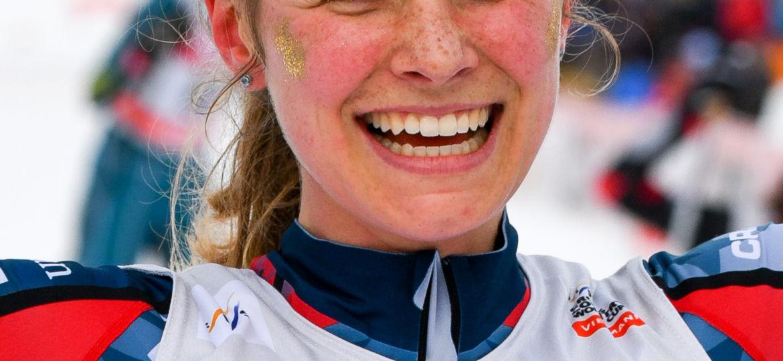 Jessica Diggins hiihto