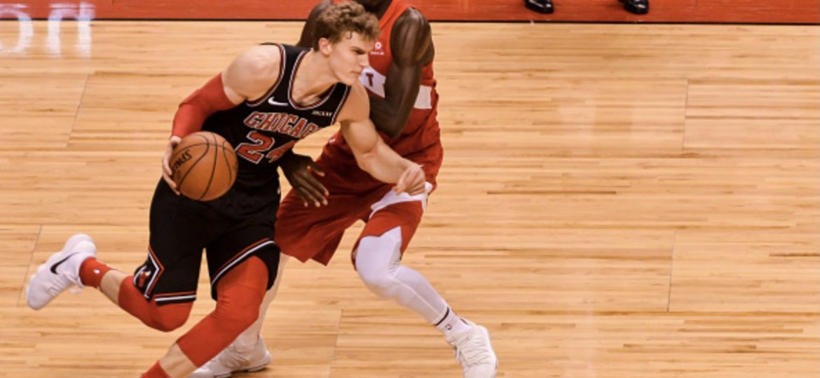 Lauri Markkanen Chicago Bulls NBA IT