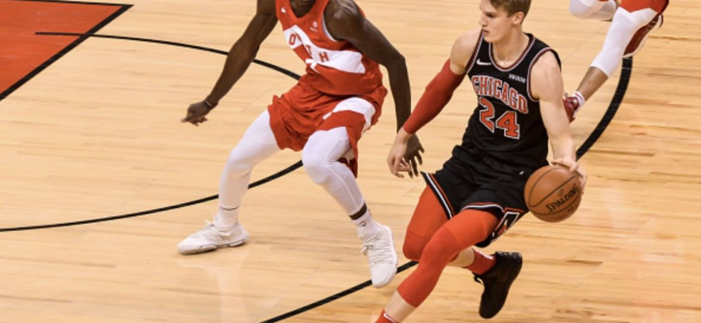 Lauri Markkanen Chicago Bulls NBA IX
