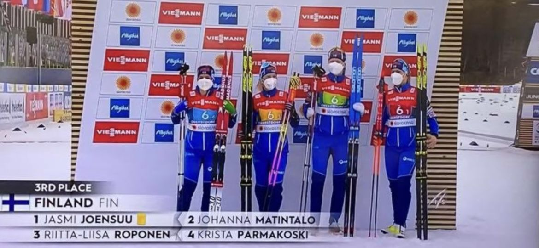 MM hiihto Oberstdorf