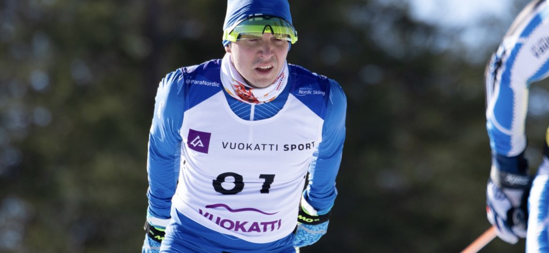 Paraurheilu hiihto