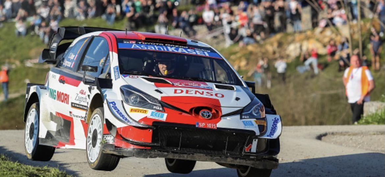 Ralli rally auto