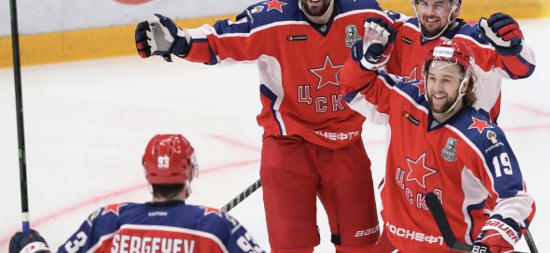 Moskovan CSKA TsSKA KHL