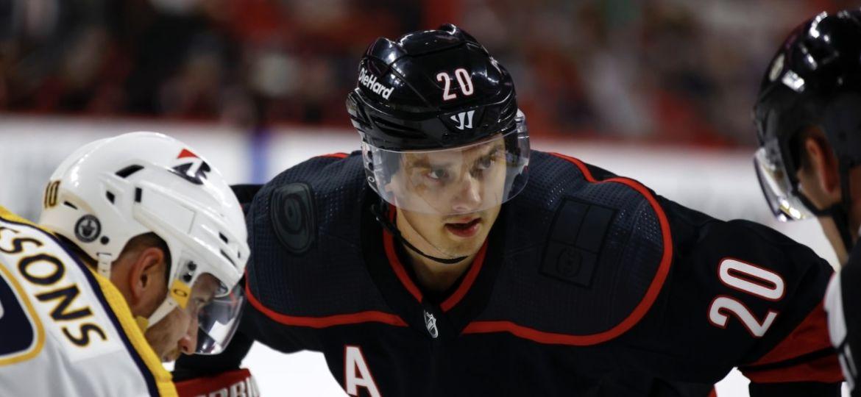 NHL Sebastian Aho