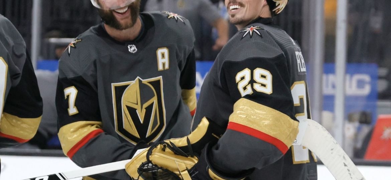NHL Vegas Fleaury