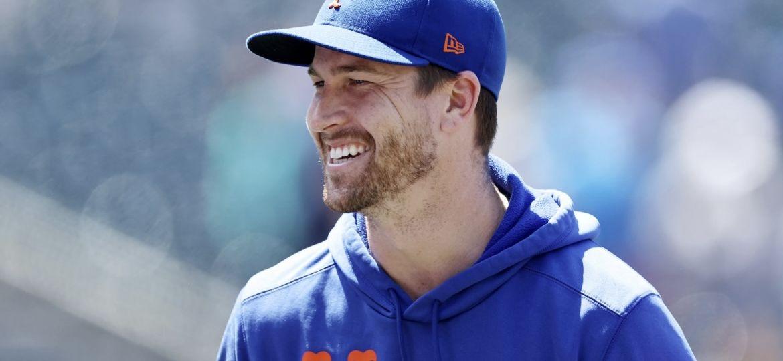 Jacob deGrom MLB