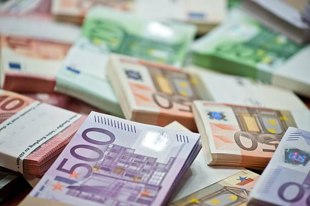 Raha money euros